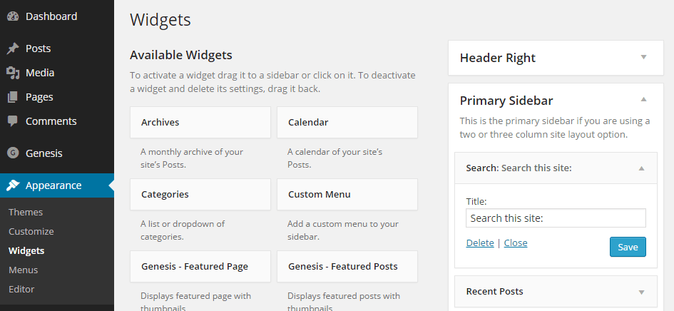 Add a Search Box to Your Site