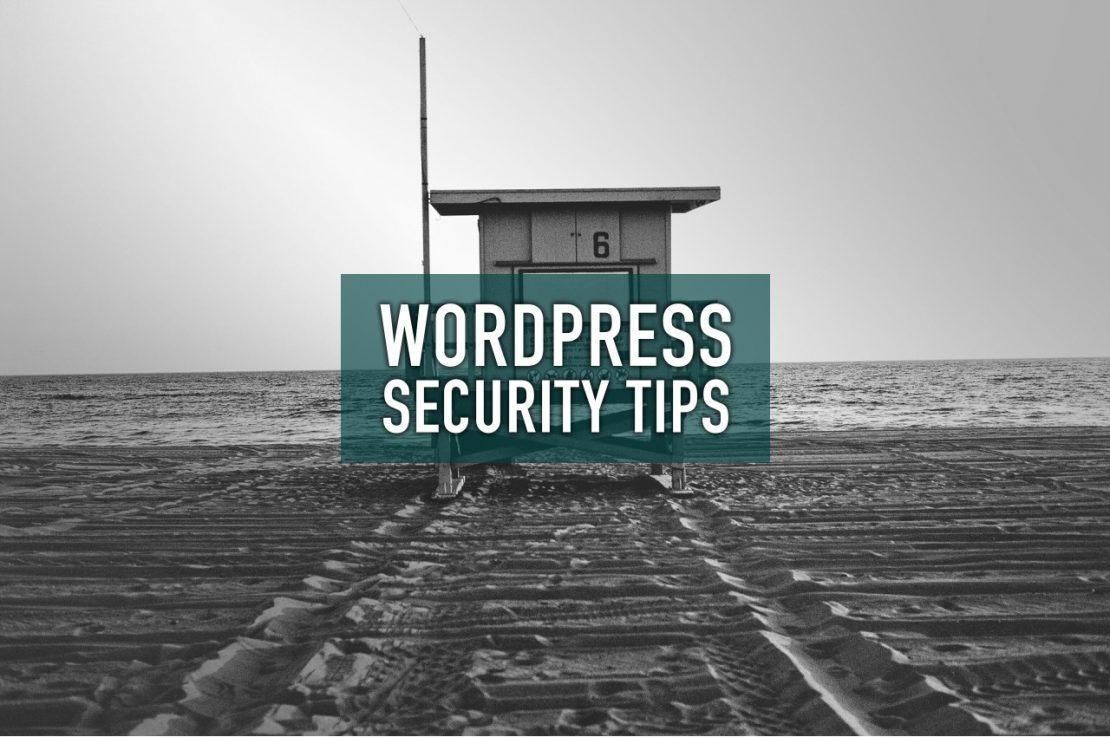 3 Simple WordPress Security Tips