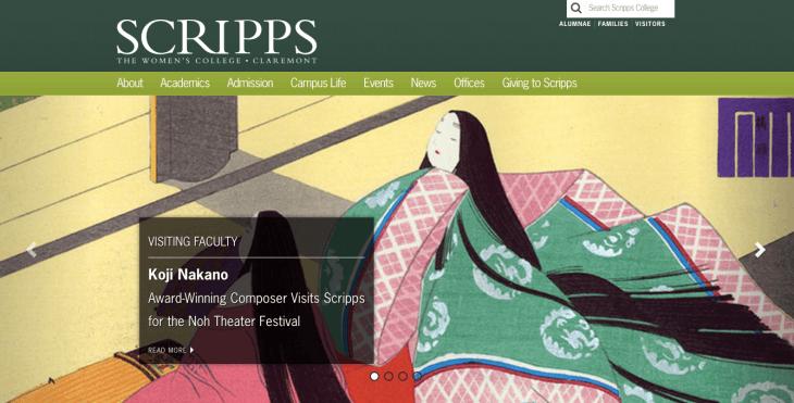 Top University Websites Using WordPress: Scripps