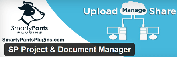 SP Project & Document Manager - WordPress Project Management Tools