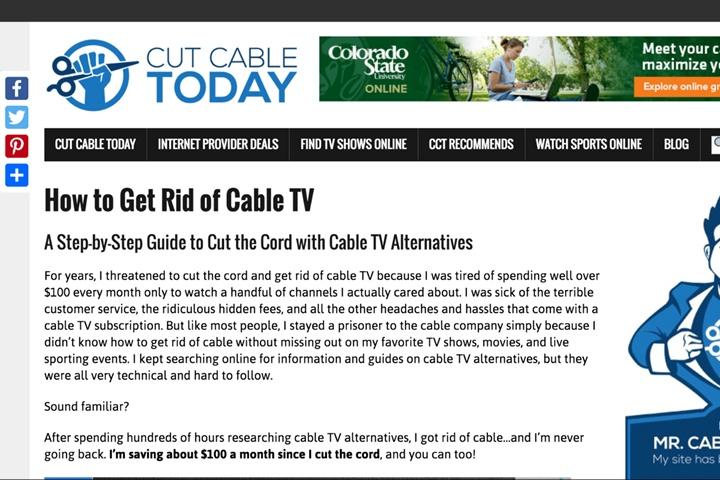 CutCableToday.com