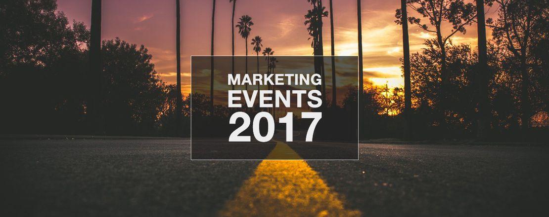 Digital Marketing Events in 2017