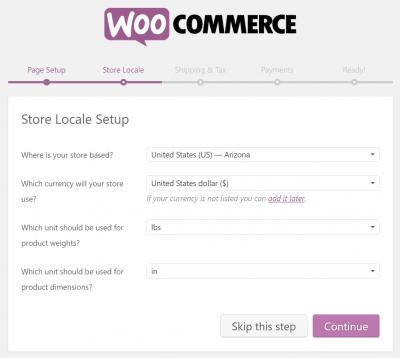 woocommerce-store-locale-setup