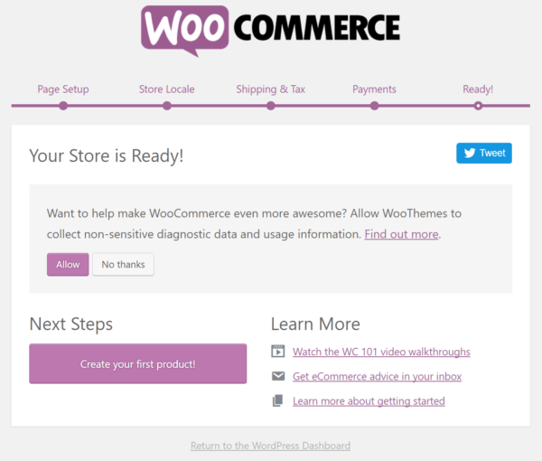woocommerce-store-ready