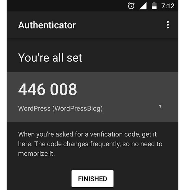 Android Generating Code