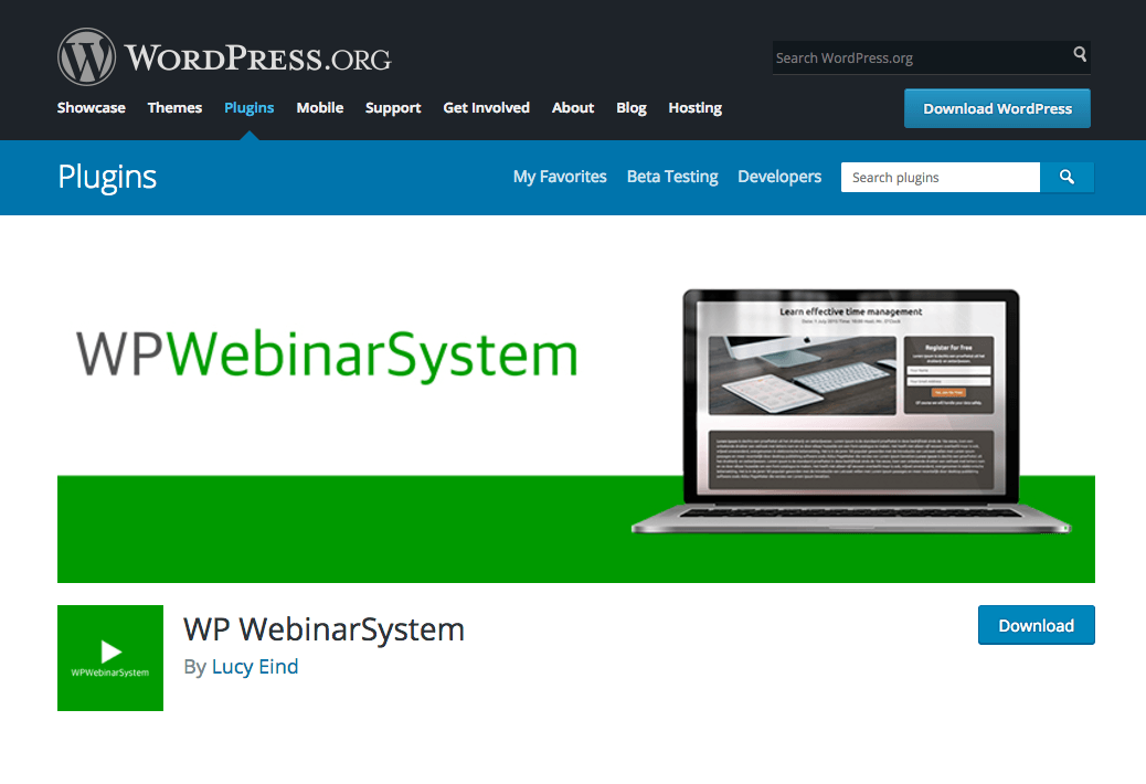 Webinar software options