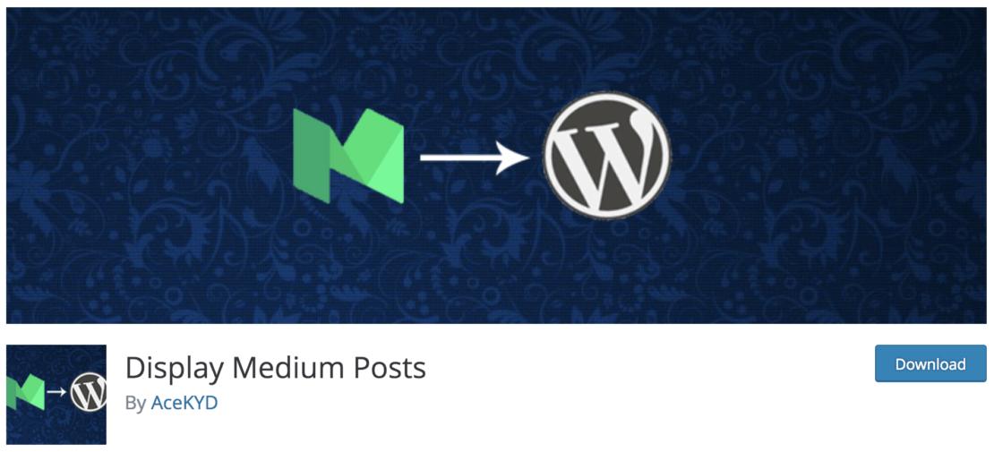 WordPress to Medium
