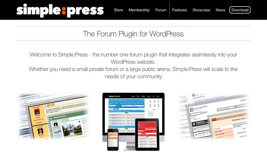 Simple:Press
