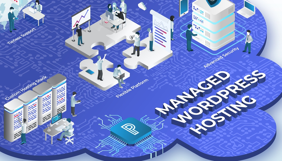 How Managed WordPress Hosting Can Level Up Your Business