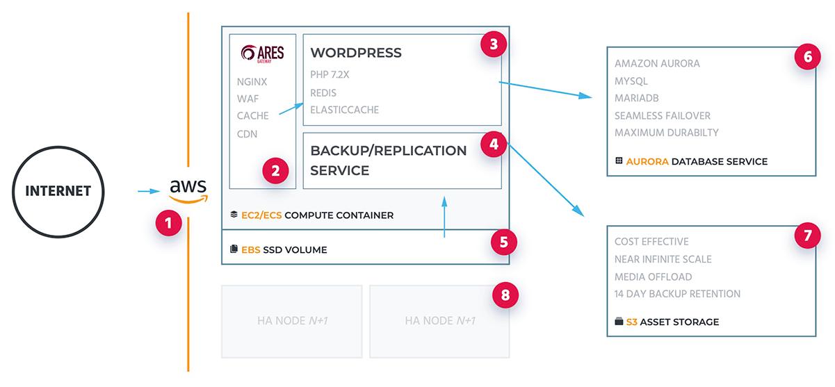 WordPress Hosting Reliability
