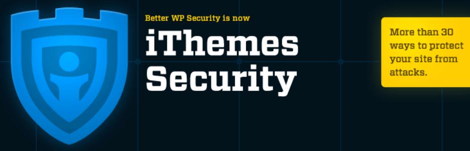iThemes WordPress security plugin