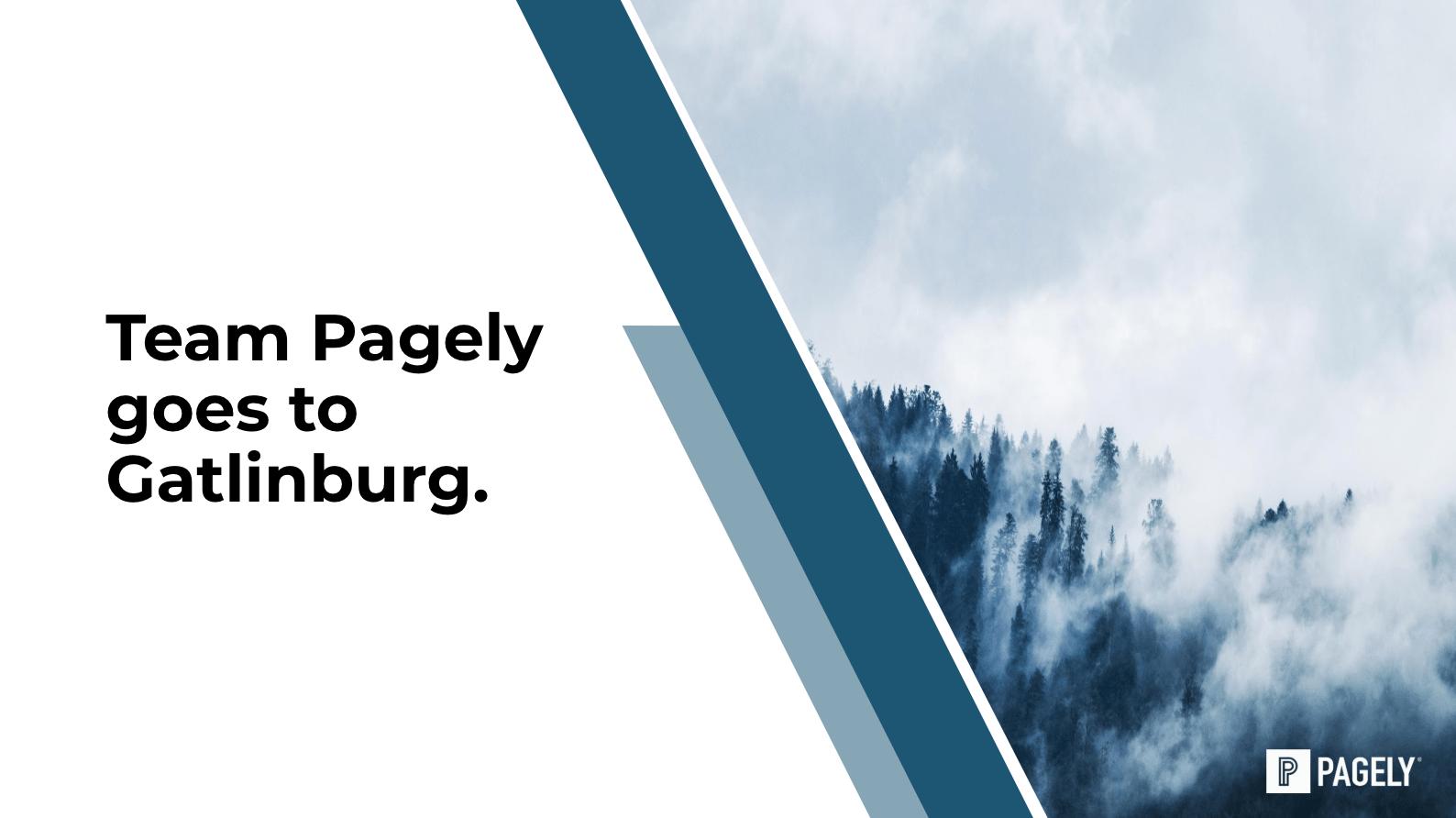 Pagely in Gatlinburg