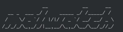 malwatch-ascii logo